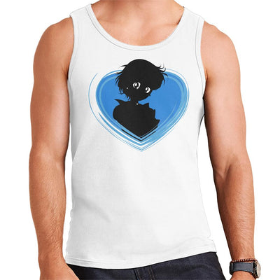 Sailor Moon Mercury Heart Men's Vest