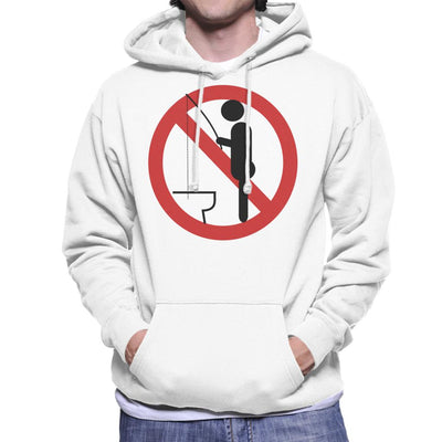 Do Not Fish Men's Hooded Sweatshirt by crbndesign - Cloud City 7