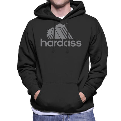 Hardass Men's Hooded Sweatshirt by GrimWear - Cloud City 7
