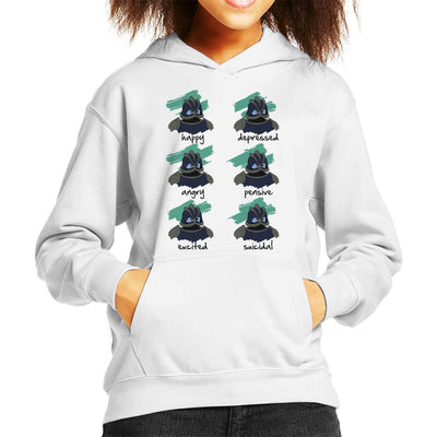 Moods Of The Mountain Game Of Thrones Kid's Hooded Sweatshirt by GrimWear - Cloud City 7