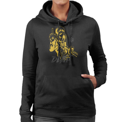 Trafalgar Law Death One Piece Women's Hooded Sweatshirt by Jelly89 - Cloud City 7
