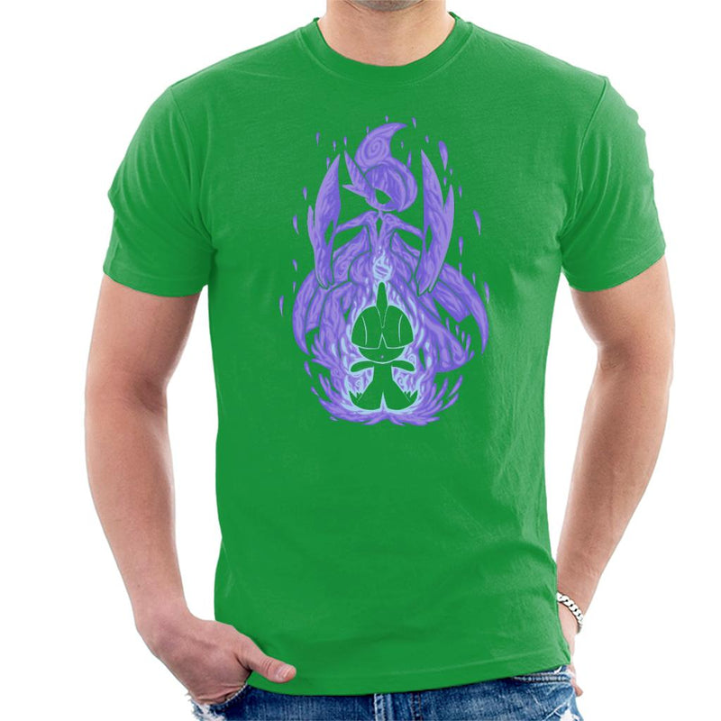 The Mega Psychic Knight Within Mega Gallade Men's T-Shirt by TechraNova - Cloud City 7