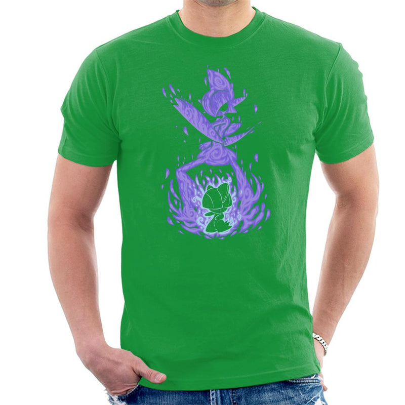 The Psychic Knight Within Gallade Men's T-Shirt by TechraNova - Cloud City 7