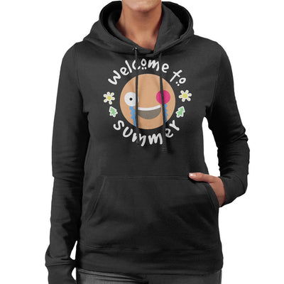 Welcome To Summer Hay Fever Women's Hooded Sweatshirt by RocketMan - Cloud City 7