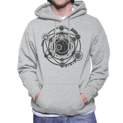 Witchcraft Scheme Men's Hooded Sweatshirt by crbndesign - Cloud City 7