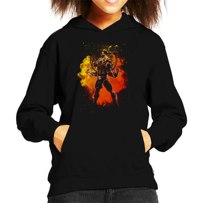 Goro Soul Mortal Kombat Kid's Hooded Sweatshirt by Donnie - Cloud City 7