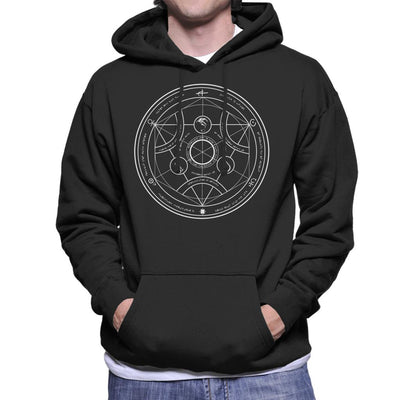 Valyrian Fire Alchemy White Game Of Thrones Men's Hooded Sweatshirt by SimpliciTEES - Cloud City 7