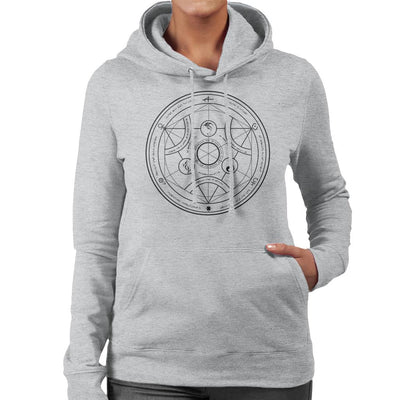 Valyrian Fire Alchemy Black Game Of Thrones Women's Hooded Sweatshirt by SimpliciTEES - Cloud City 7