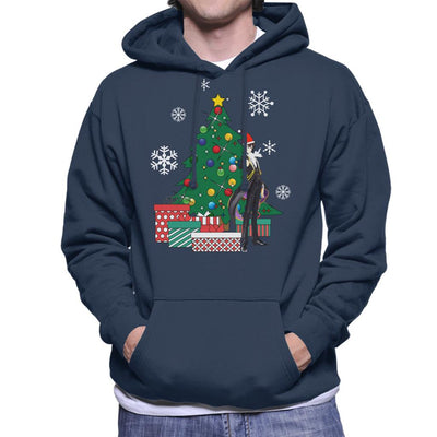 Lelouch Lamperouge Around The Christmas Tree Men's Hooded Sweatshirt by Nova5 - Cloud City 7