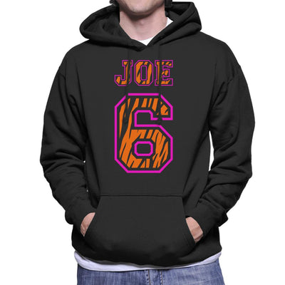 Joe Exotic Tiger King College Sports Men's Hooded Sweatshirt by Pheasant Omelette - Cloud City 7