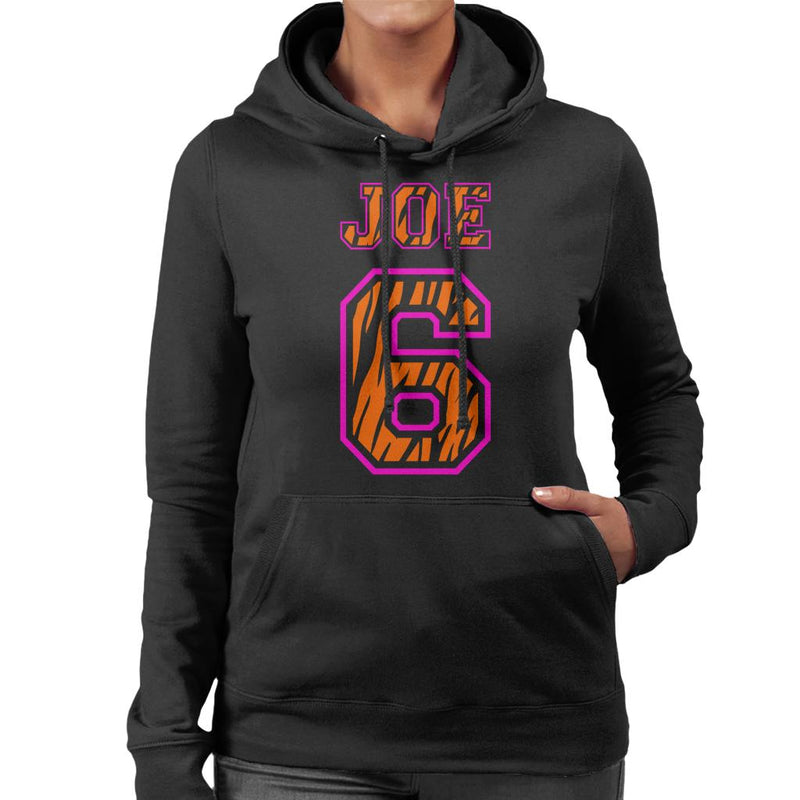 Joe Exotic Tiger King College Sports Women's Hooded Sweatshirt by Pheasant Omelette - Cloud City 7