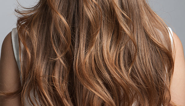 How to: enhance beautiful brown hair