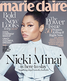 Marie Claire US - November 2016