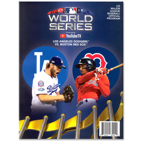 2018 World Series Program
