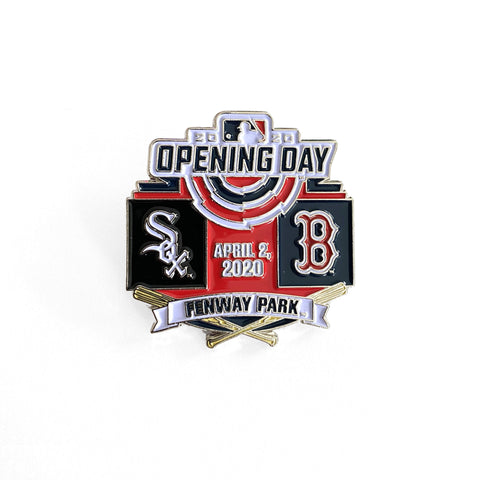 Boston Red Sox 2020 Opening Day Lapel Pin