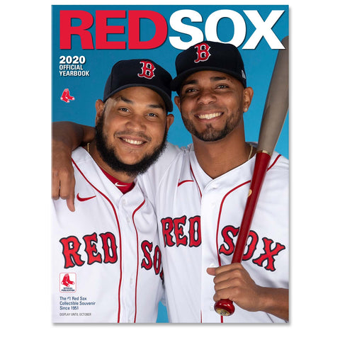 Boston Red Sox 2020 Yearbook