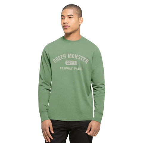 Fenway Park Green Monster Garment Washed Long Sleeve