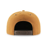 Boston Red Sox Snapback Brown Carhartt Kenmore Captain Cap