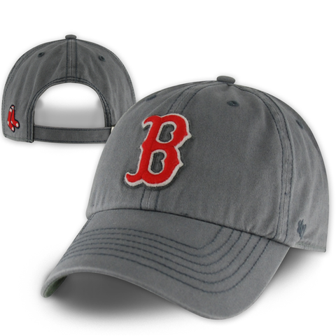 Boston Red Sox Clean-Up Greyhound Adjustable Cap