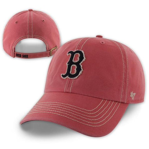 Clean-Up Island Red Skiff Adjustable Cap