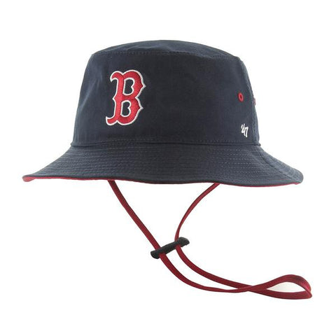 Boston Red Sox Navy Kirby Bucket Hat