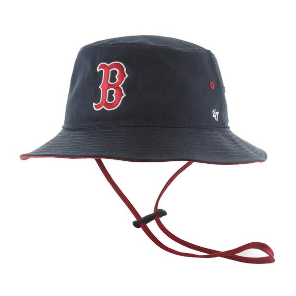 4424de620c279 Boston Red Sox Navy Kirby Bucket Hat – 19JerseyStreet