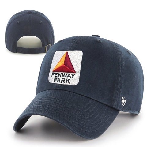 Clean-Up Citgo Fenway Park Vintage Navy Cap