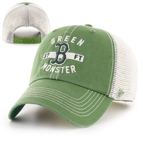 Fenway Park Clean-Up Green Monster Trawler Cap