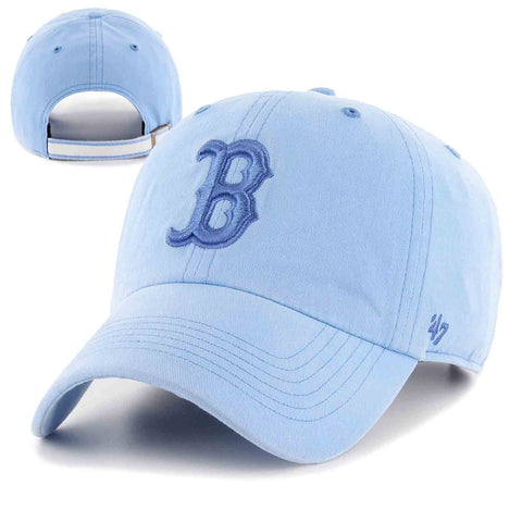 Boston Red Sox Clean-Up Bay Blue Boathouse Adjustable Hat