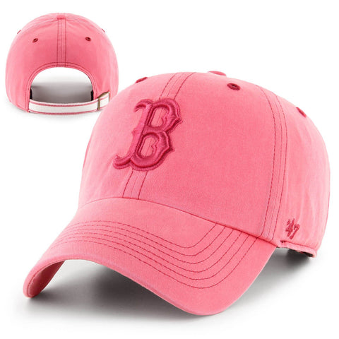 Boston Red Sox Clean-Up Rudder Red Boathouse Adjustable Hat