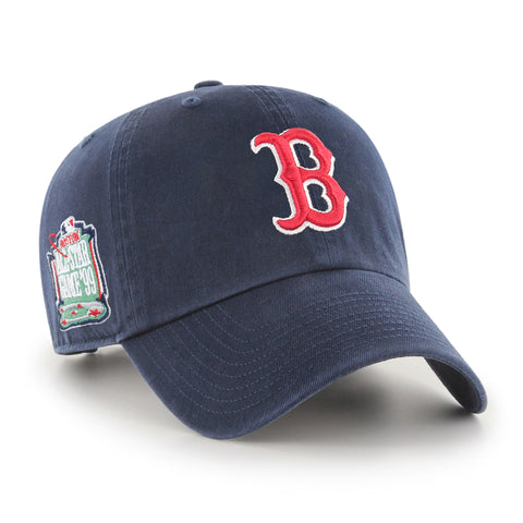Boston Red Sox Navy Clean Up 1999 ASG Side Hit Adjustable Hat