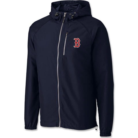 Boston Red Sox Navy Anderson Full Zip Jacket