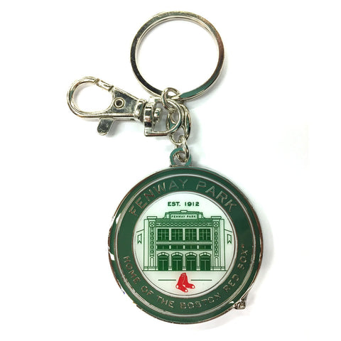 Boston Red Sox Fenway Park Coin Logo Keychain