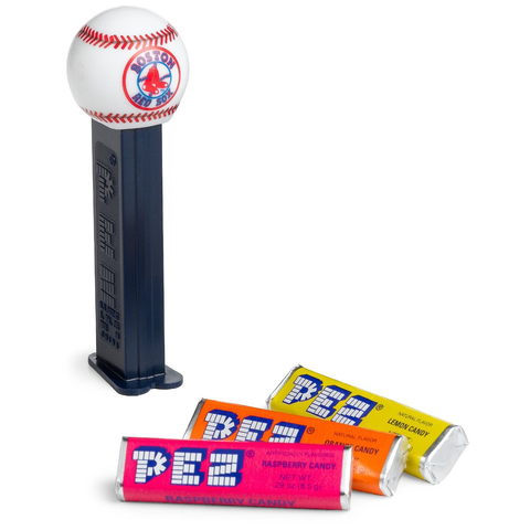 Boston Red Sox Pez Dispenser