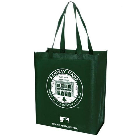 Fenway Park Coin Logo Reusable Tote Bag