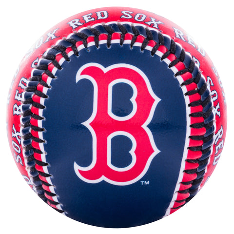 Boston Red Sox Baseball Red Repeating