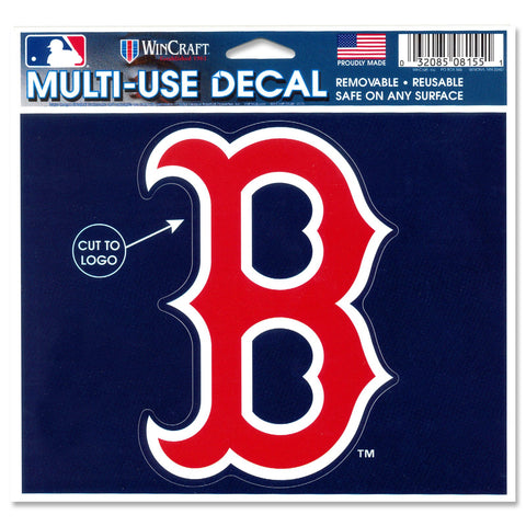 Boston Red Sox B Logo Ultra Decal