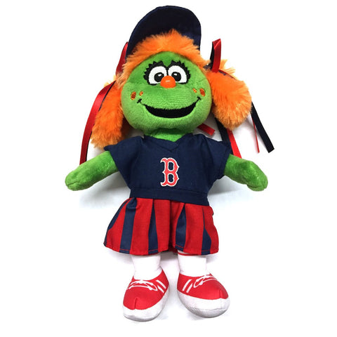 Tessie the Green Monster Doll