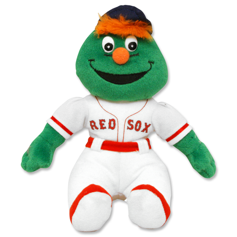 Boston Red Sox Large Wally the Green Monster Bean Bag