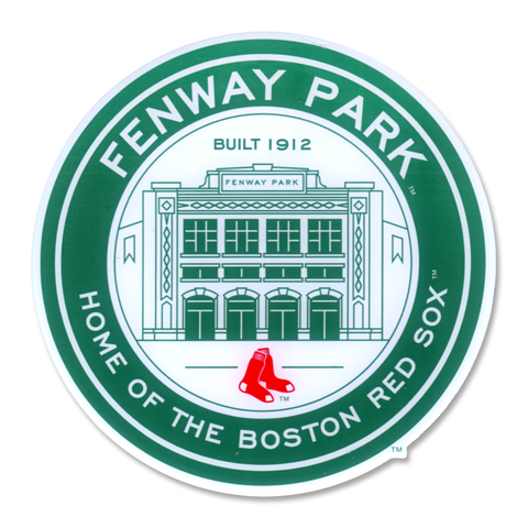 Boston Red Sox Fenway Park Coin Logo Magnet