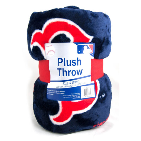 Red Sox Microplush Throw Blanket