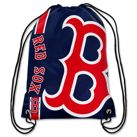 Boston Red Sox Navy B Drawstring Back Sack