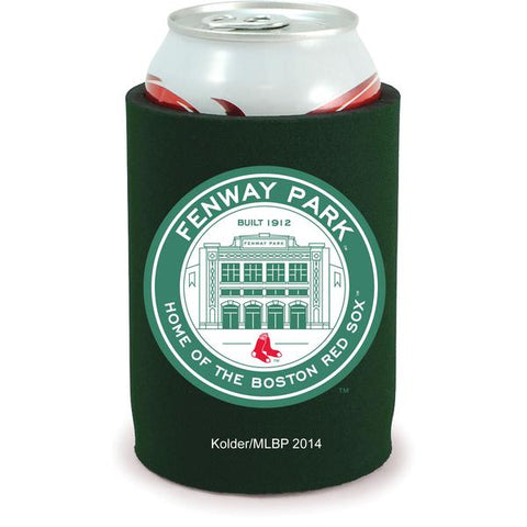Fenway Park Coin Logo Can Cooler