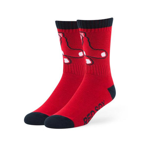 Boston Red Sox Bolt Sports Socks
