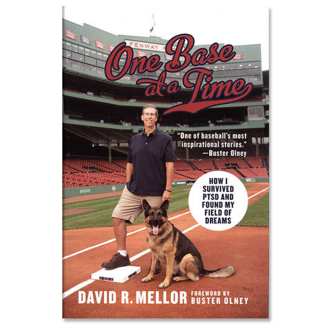 Autographed - One Base at a Time by Dave Mellor
