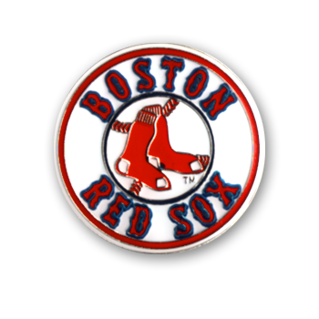 Boston Red Sox Circle Logo Lapel Pin