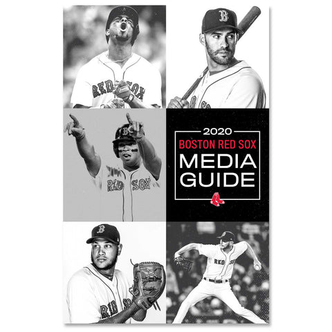 Boston Red Sox 2020 Media Guide