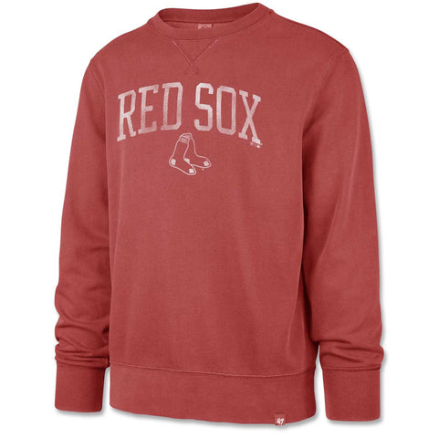 Boston Red Sox Cayenne Red Hudson Crew Neck.