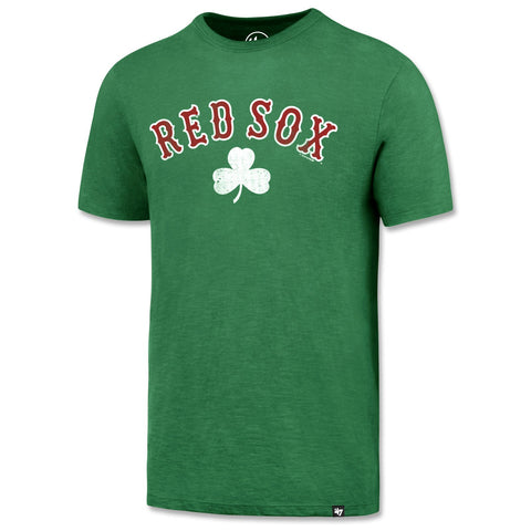 Boston Red Sox Kelly St. Pats Scrum T-Shirt