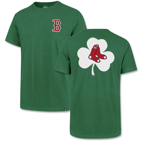 Boston Red Sox Kelly Shamrock Flanker T-Shirt